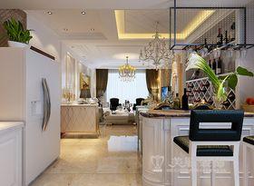5-10万110平米三室两厅欧式风格厨房图片