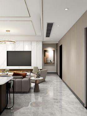 15-20萬140平米四室兩廳現代簡約風格走廊欣賞圖