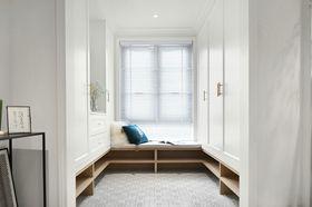 130平米三室两厅北欧风格衣帽间装修案例