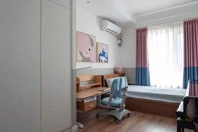 120平米三室两厅北欧风格儿童房装修案例