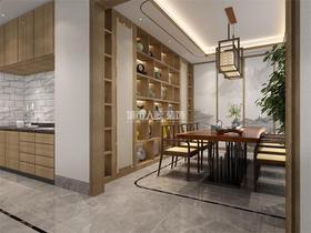 140平米復式其他風格餐廳裝修案例