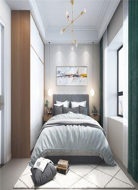 100平米三現代簡約風格臥室圖片