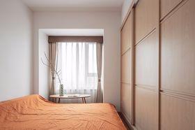 30平米小户型日式风格卧室装修效果图