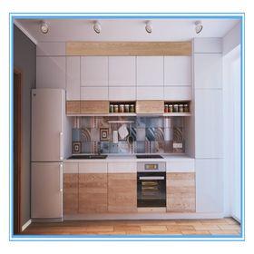 经济型50平米小户型现代简约风格厨房效果图