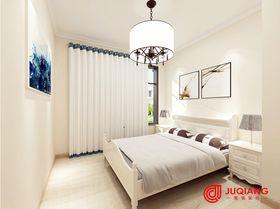 100平米三室一厅现代简约风格卧室效果图