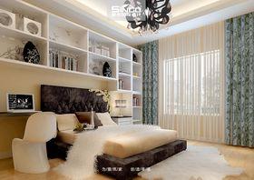 20万以上140平米别墅混搭风格卧室装修效果图