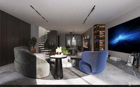 140平米別墅現代簡約風格客廳裝修圖片大全