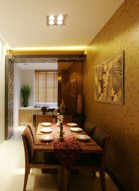 140平米新古典风格餐厅图
