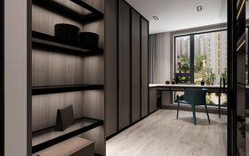 130平米三室兩廳現代簡約風格衣帽間效果圖