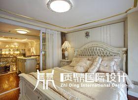 10-15万80平米复式美式风格卧室图片