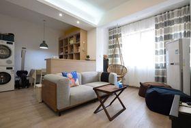60平米日式风格客厅图片大全