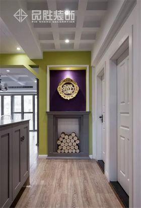 5-10万140平米四室三厅美式风格餐厅装修案例