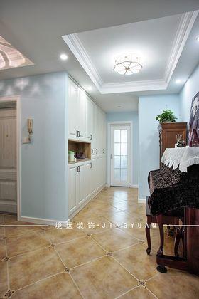 90平米美式风格走廊图片