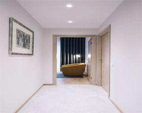 120平米三室两厅宜家风格玄关装修案例