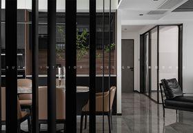 140平米三室一厅现代简约风格玄关效果图