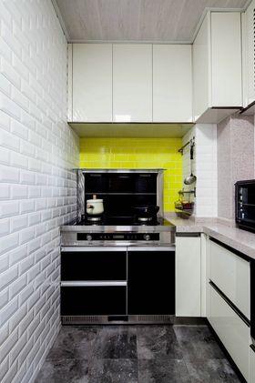 60平米一室一厅北欧风格厨房装修案例