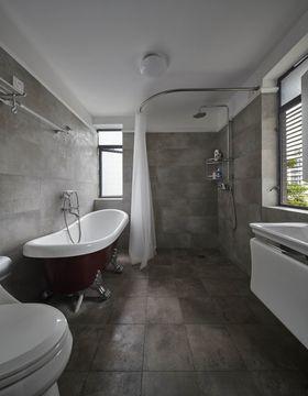 140平米四室一厅美式风格卫生间装修图片大全