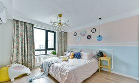 100平米三美式风格卧室装修案例