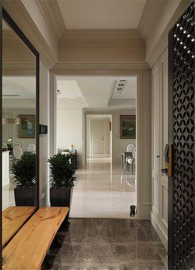20万以上140平米四室一厅北欧风格玄关装修图片大全
