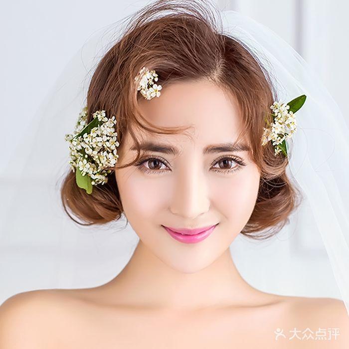维密天使新娘彩妆造型图片
