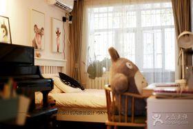 富裕型50平米现代简约风格儿童房欣赏图