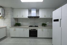 经济型120平米三室两厅现代简约风格厨房装修效果图