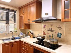 20万以上140平米别墅混搭风格厨房装修案例