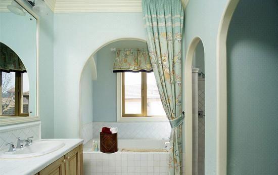 美式唯美复式婚房装修 打造梦幻白色城堡