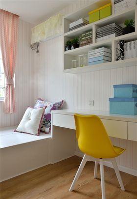 90平米三室两厅现代简约风格儿童房装修效果图