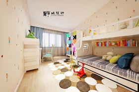 15-20万140平米四室三厅现代简约风格儿童房图