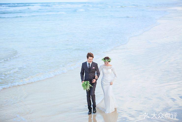 [优秀]婚纱摄影怎样摆姿势