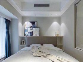 140平米四室两厅现代简约风格卧室装修案例