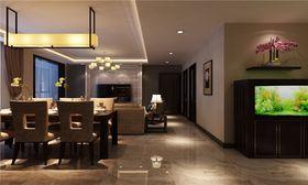15-20万140平米三室两厅中式风格餐厅效果图