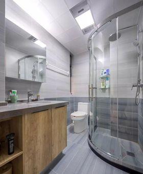 110平米三室一厅北欧风格卫生间装修效果图