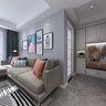 110平米三室两厅现代简约风格其他区域图