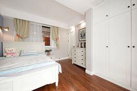 110平米三美式风格卧室装修图片大全