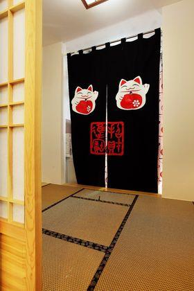 50平米一室两厅现代简约风格其他区域装修效果图