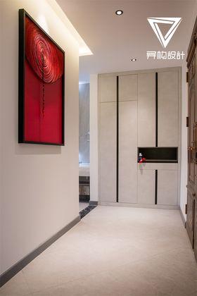 5-10万140平米四室两厅现代简约风格客厅图片