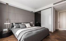 90平米現代簡約風格臥室裝修案例