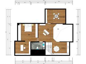 140平米别墅北欧风格其他区域装修案例
