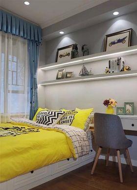 110平米三美式风格儿童房装修图片大全