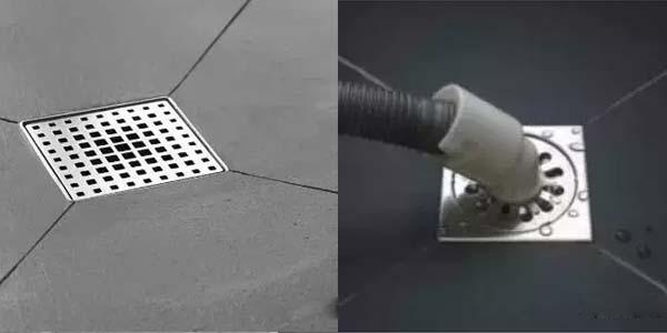 地漏处瓷砖的6种处理方式,别再搞错了 - 装修伙伴网 - 装修伙伴网