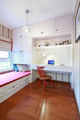 富裕型140平米三室一厅现代简约风格其他区域装修案例