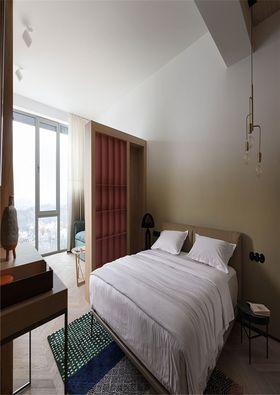 140平米三室一厅东南亚风格卧室欣赏图