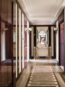 140平米別墅現代簡約風格玄關裝修案例