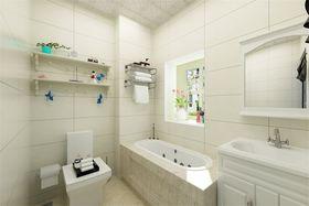 富裕型120平米三室两厅欧式风格卫生间图片大全