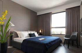 100平米三室一厅宜家风格卧室装修图片大全