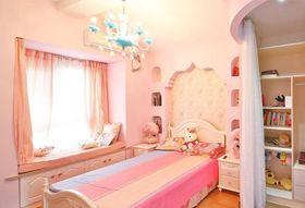 豪华型140平米复式地中海风格儿童房图