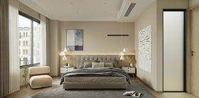 120平米四室兩廳混搭風格臥室設計圖