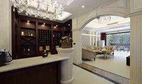 140平米别墅欧式风格餐厅装修图片大全